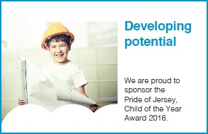 JDC Sponsor 'Child of the Year' at Pride of Jersey Awards 2016 Image