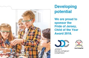 Supporting Pride of Jersey Awards 2018 Image