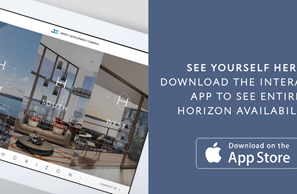 Horizon development now available on the APP store Image