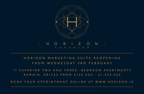 Horizon Marketing Suite Re-opening Image
