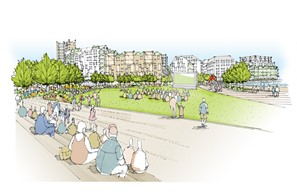 Southwest St Helier Waterfront - Second Stage of Public Consultation Image